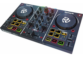 Numark Partymix Controladora Dj Led Pad Interface Party Mix