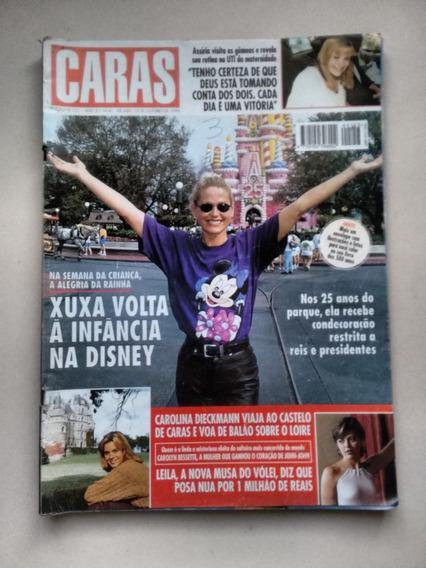 Revista Caras 153 Xuxa Carolina Dieckman Leila Barros D116