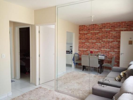Apartamento Em Jardim Maria Amélia, Jacareí/sp De 52m² 2 Quartos À Venda Por R$ 160.000,00 - Ap209893