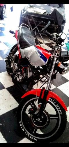 Yamaha  Rdz 125 2