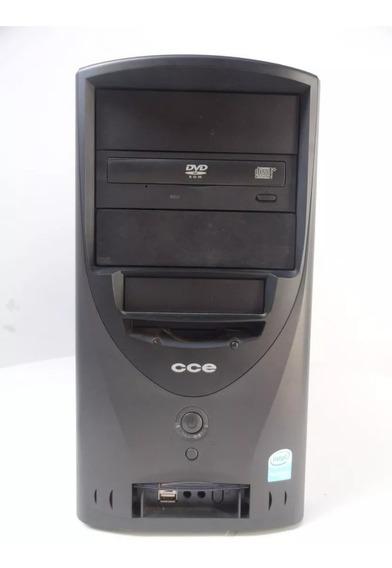 Computador Cce Aton Quad Core 1.8 Ghz Por 239,00 Reais