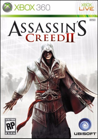 Assassins Creed Ii (mídia Física) - Xbox 360