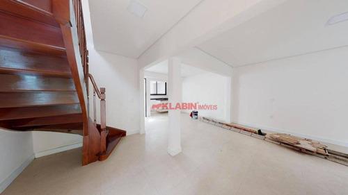 Casa Com 2 Dormitórios À Venda, 160 M² Por R$ 1.540.000,00 - Vila Mariana - São Paulo/sp - Ca0605