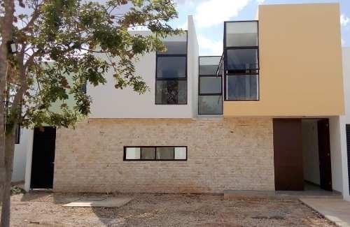 Casa En Residencial Estoa Cerca Altabrisa, Conkal, Merida, Yucatan