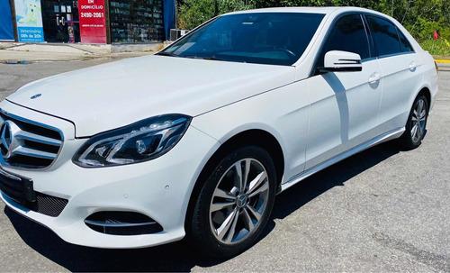 Mercedes-benz Classe E 2014 2.0 Avantgarde Turbo 4p