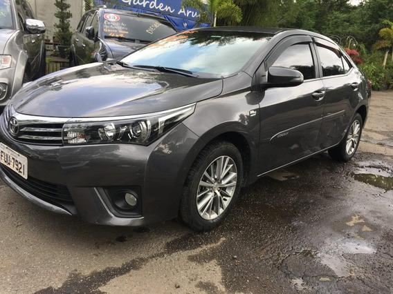 Toyota Corolla 2.0 16v Altis Flex Multi-drive S 4p Flex