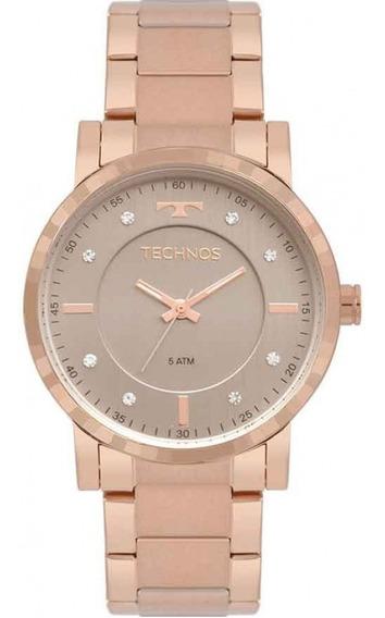 Relógio Technos 2036mjq/4c Fashion