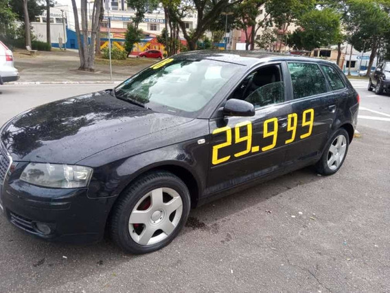 Audi A3 Sportaback 1.6 Manual R$26.900 Recuperado S/entrada