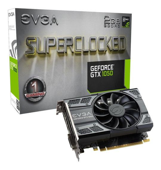 Placa De Video Gamer Nvidia Gtx 1050 2gb Overclocked!