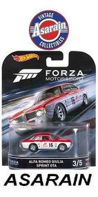 Alfa Romeo Giulia Gta Forza Motorsport Retro Hot Wheels 1/64