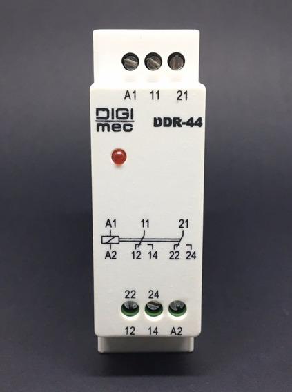 Rele Auxiliar Ddr-44 Digimec