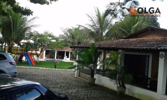 Chácara Residencial Para Venda E Locação, Gravatá. - Ch0009