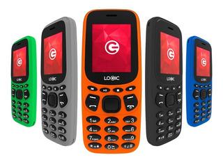 Logic B3g Telefono Basico