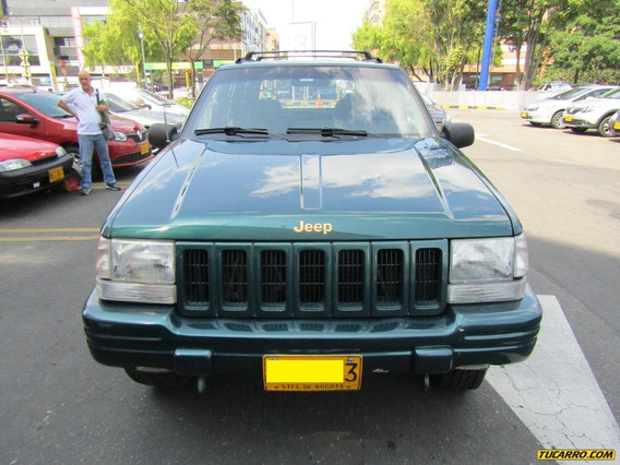 Jeep Grand Cherokee Limited 5.2 Mt