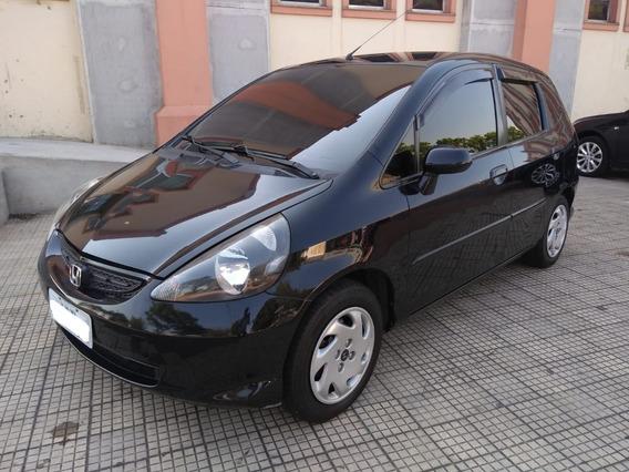 Honda Fit Lx 1.4 Flex Ano 2008 Comleto Impecavel Doc Ok
