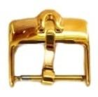 Fecho Omega Dourado 18mm Presilha Fivela