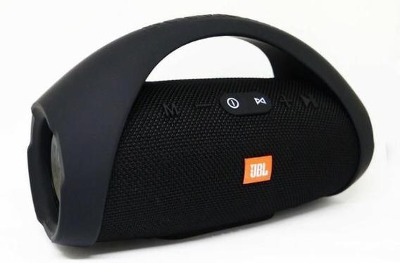 Promoção Caixa De Som Bluetooth Boombox Primeira Linha
