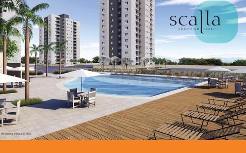 Apartamento Scalla Convivim Club - Ap00485 - 68443340