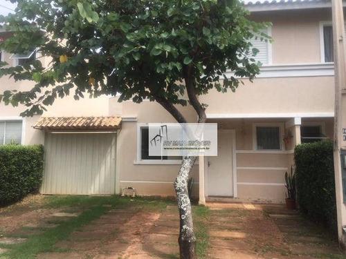 Casa Com 3 Dormitórios À Venda, 80 M² Por R$ 480.000,00 - Condomínio Village Splendore - Sorocaba/sp - Ca1765