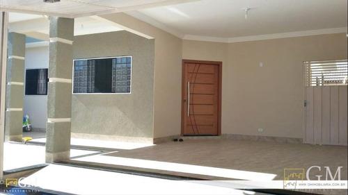 Casa Para Venda Em Presidente Prudente, Jardim Novo Bongiovani, 3 Dormitórios, 1 Suíte, 1 Banheiro, 3 Vagas - Cb01683_2-962571