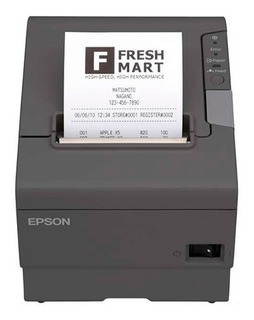 Impresora Termica Epson Tm-t88v Usb Serial 80mm