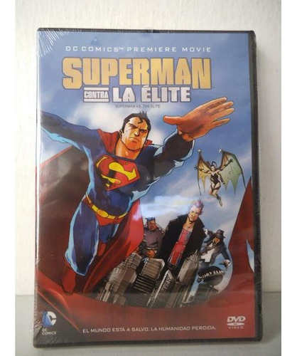 Superman Contra La Elite Dvd