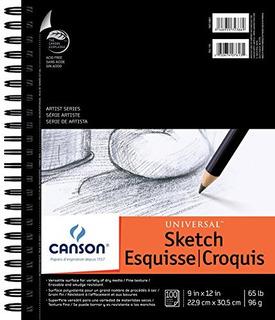 Cuaderno Para Dibujo Bocetos 22 X 30 Cm 100 Hojas