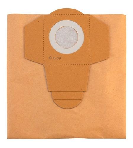 Imagen 1 de 3 de Bolsa Para Aspiradora Einhell Te-vc 1820 Th-vc 1820s X 5 Unidades Dgm