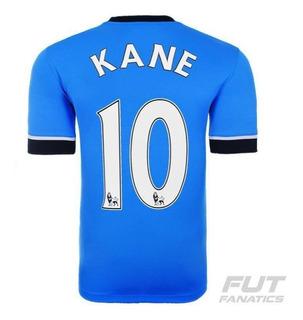 Camisa Under Armour Tottenham Away 2016 10 Kane Epl