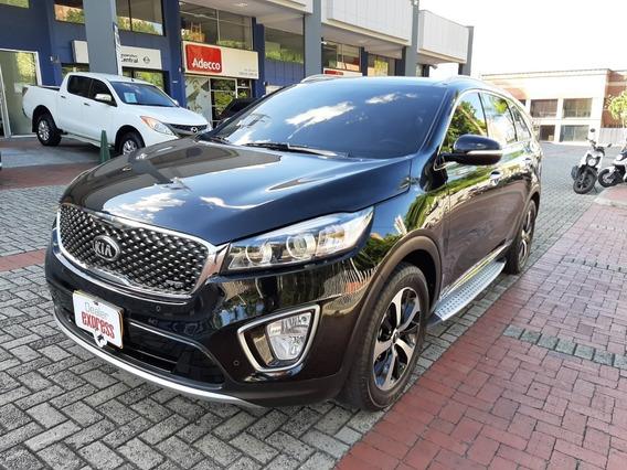 Kia Sorento Ex Trust 4x4 Aut 3.4 Gasolina 2018