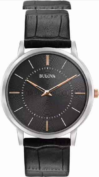 Relógio Bulova Classic Ultra Slim 98a167