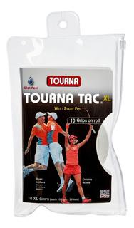 Overgrip Tournatac Blanco De 10 Piezas