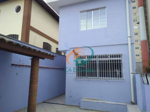 Imagem 1 de 25 de Sobrado Com 3 Dormitórios À Venda, 200 M² Por R$ 855.000,00 - Jardim Rosa De Franca - Guarulhos/sp - So0786
