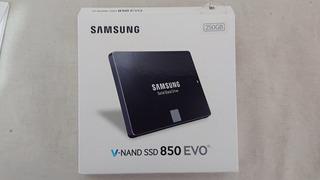 Disco Rigido Samsung Ssd 850 Evo Sata Iii 2.5