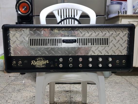 Amplificador Mesa Boogie - Dual Rectifier - Solo Head - Top!