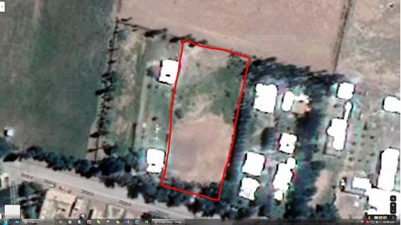 Terreno En Barreal, 3700 M2, Sobre Pavimento, Agua Potable