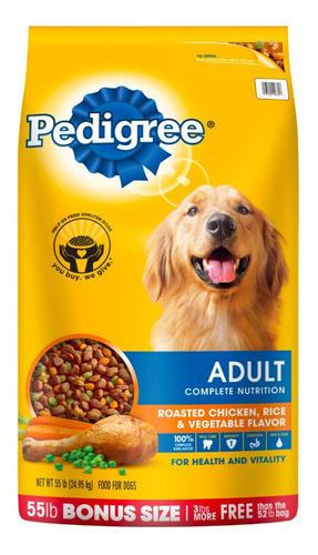 Alimento Pedigree Para Perros Importada 55lbs Oferta