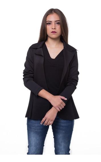 Kit 10 Blazer Feminino Social Neoprene Casaco Atacado