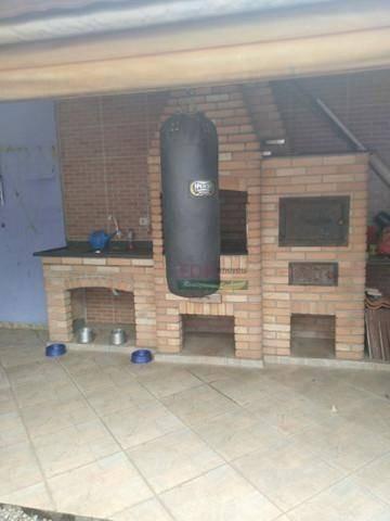 Imagem 1 de 6 de Casa Com 3 Dormitórios À Venda, 150 M² Por R$ 530.000 - Jardim Santo Alberto - Santo André/sp - Ca5471
