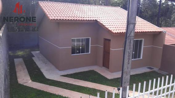 Casa A Venda No Bairro Conjunto Habitacional Monsenhor - 409-1