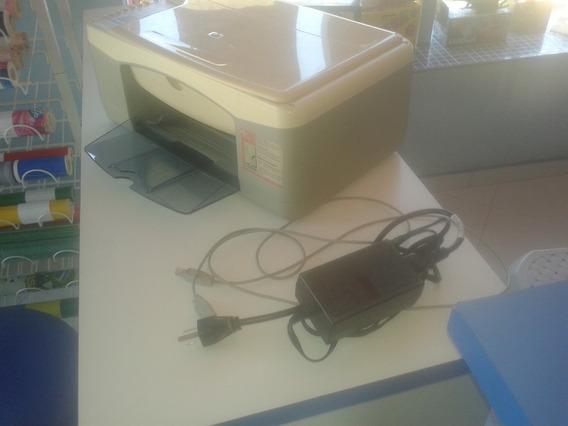 Hp Deskjet F380 All-in-one/ Impressora, Scanner E Copiadora