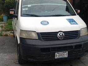 Volkswagen Eurovan 2.5 Carga Doble Banca Delantera Aa Mt