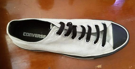 Converse Usadas Talla 38.5 Color Beige