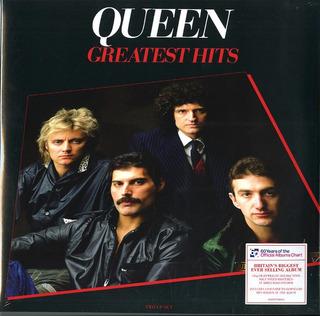 Vinilo Queen Greatest Hits 2 Lp Nuevo Sellado