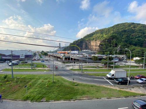 Imagem 1 de 14 de Apartamento Com 2 Dorms, Itararé, São Vicente - R$ 240 Mil, Cod: 3442 - V3442