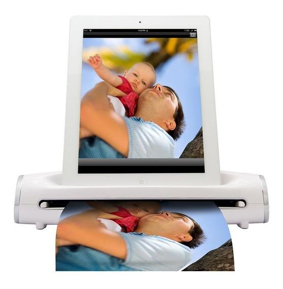 Scanner Portátil Ion Docs2go Para iPad, Usb - Branco
