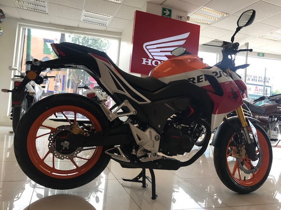 Motocicleta Nueva Honda Cb 190 Repsol 2020 Honda Iztapalapa
