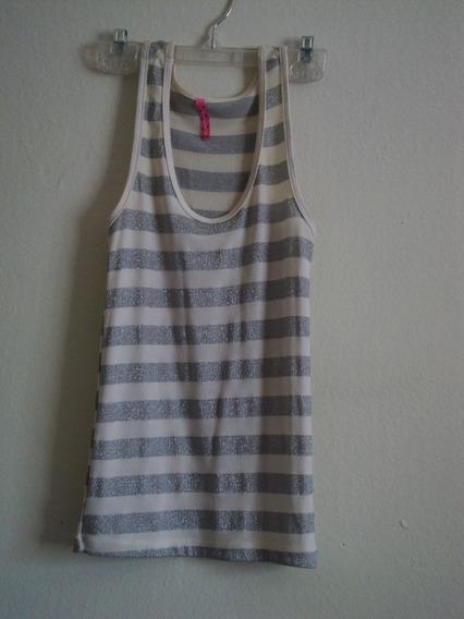 Camiseta Strech De Licra Unitalla (6) Piezas