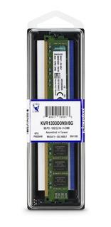 Memoria RAM 8GB 1x8GB Kingston KVR1333D3N9/8G