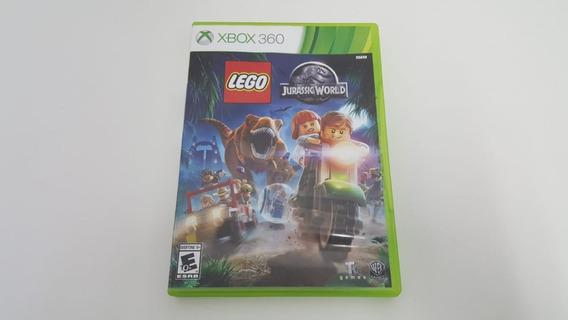 Lego Jurassic World - Xbox 360 - Original - Mídia Física